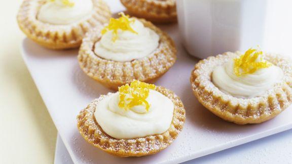 Rezept: Zitronen-Törtchen