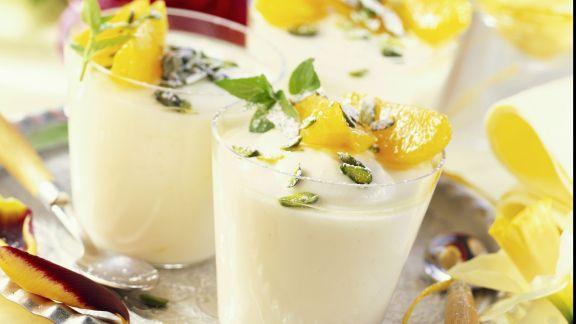 Rezept: Zitronencreme