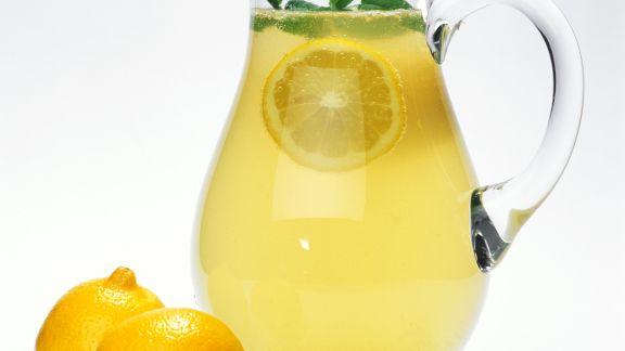Rezept: Zitronenlimo