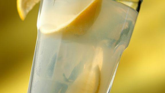 Rezept: Zitronenlimonade