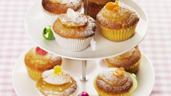 Rezept: Zitronenmuffins zu Ostern