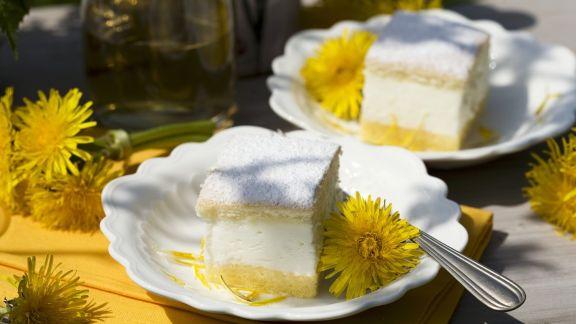 Rezept: Zitronensahne-Schnittchen