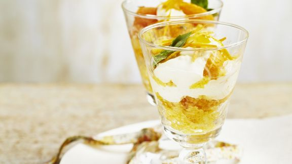 Rezept: Zitrus-Trifle
