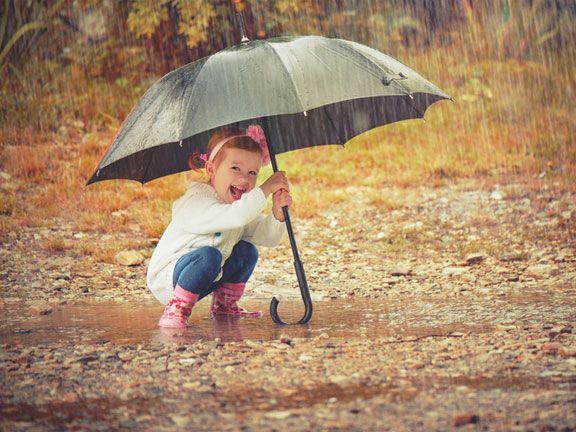 Tipp gegen den Herbstblues - Spazierengehen