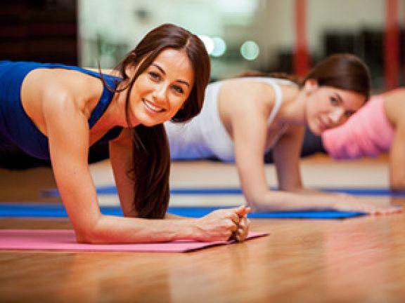 Äußerst effektiv: das 9-Minuten-Workout. © AntonioDiaz - Fotolia.com