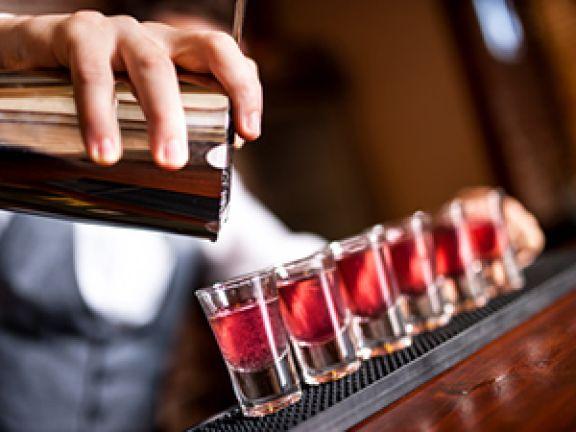 Die alkoholische Abhängigkeit des Medikaments zu behandeln