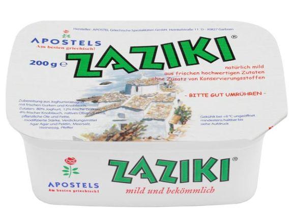 APOSTELS Zaziki von APOSTEL Griechische Spezialitäten GmbH