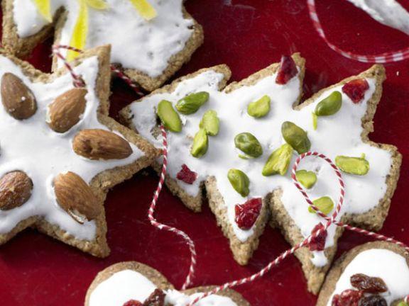 Backblog Naschen Weihnachten