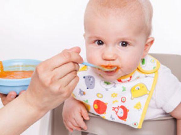 Hilfe für Eltern: Beikostplan fürs Baby © drubig-photo - Fotolia.com
