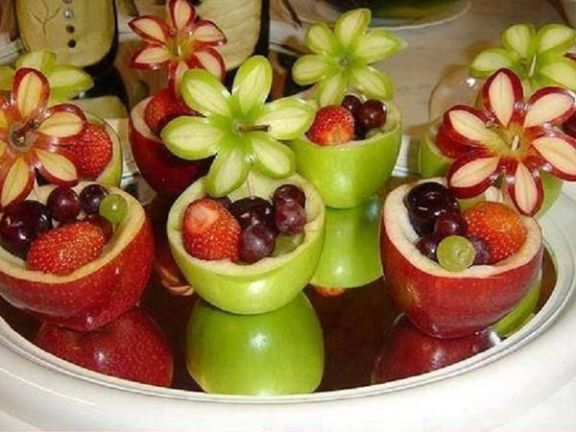 Tolle Fruit Cups: lecker & gesund!