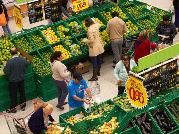 Brasilien Supermarkt