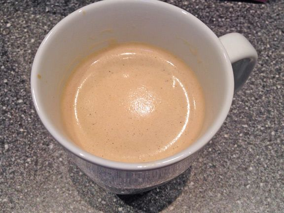 Tasse Bulletproof Coffee