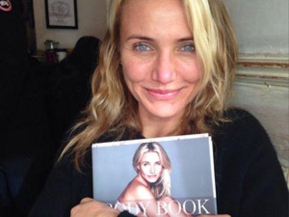 Cameron Diaz: ungeschminkt und stolz auf ihr erstes Buch