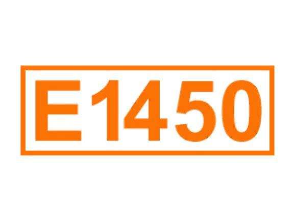 E 1450 ein Lebensmittelemulgator