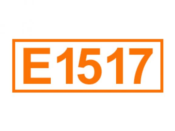 E 1517 ein Lebensmittelträgerstoff