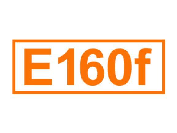 E 160 f ein Farbstoff