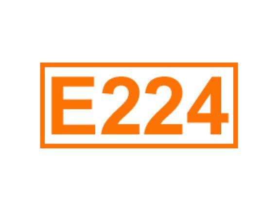 E 224 ein Konservierungsstoff