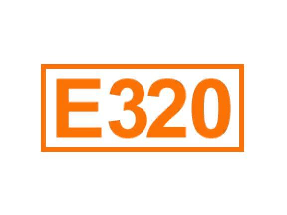 E 320 ein Antioxidationsmittel