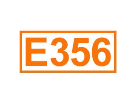 E 356 ein Säureregulator