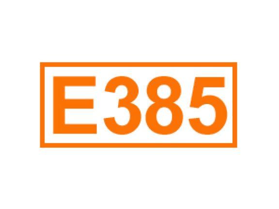 E 385 ein Komplexbildner