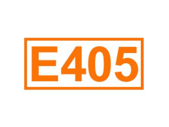 E 405 ein Emulgator