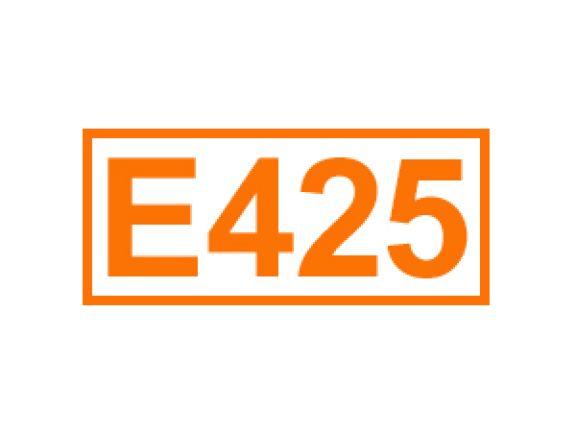 E 425 ein Füllstoff
