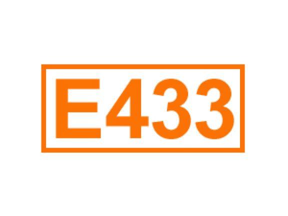E 433 ein Emulgator