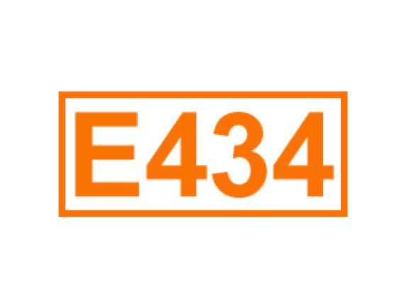 E 434 ein Emulgator