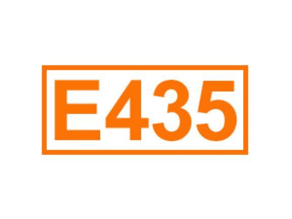 E 435 ein Emulgator