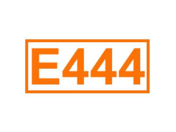 E 444 ein Stabilisator