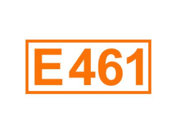 E 461 ein Geliermittel