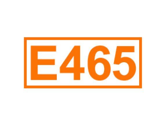 E 465 ein Füllstoff