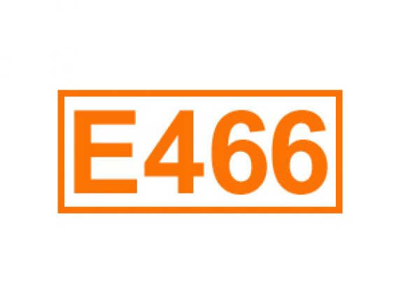 E 466 ein Trägerstoff