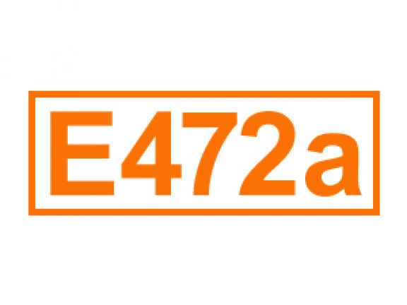 E 472 a ein Emulgator