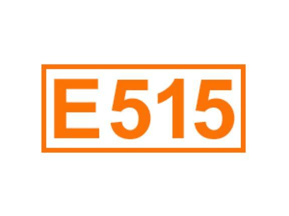 E 515 ein Festigungsmittel