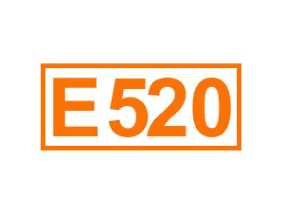 E 520 ein Festigungsmittel