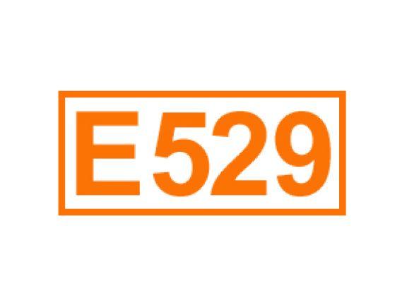 E 529 ein Säureregulator