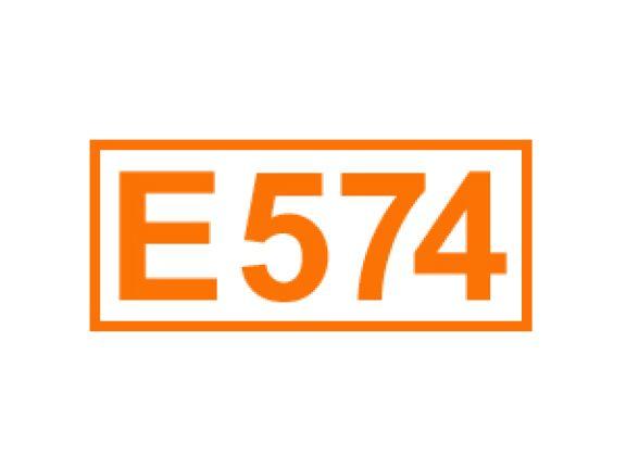 E 574 ein Komplexbildner