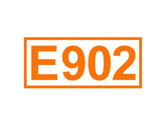E 902 ein Trenn- und Überzugsmittel