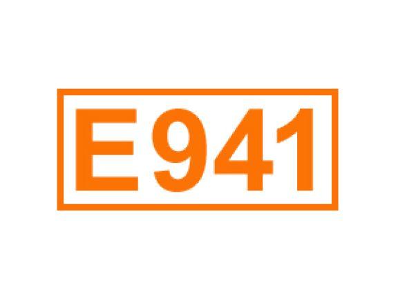 E 941 ein Treib- und Packgas