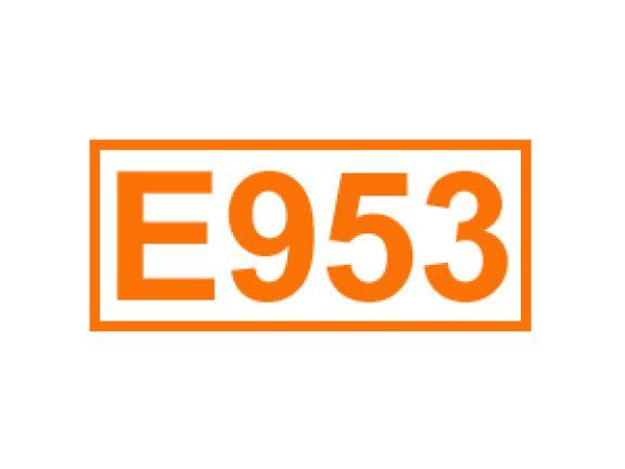 E 953 ein Süßungsmittel