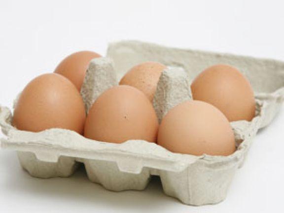 Gesunde Bio-Eier