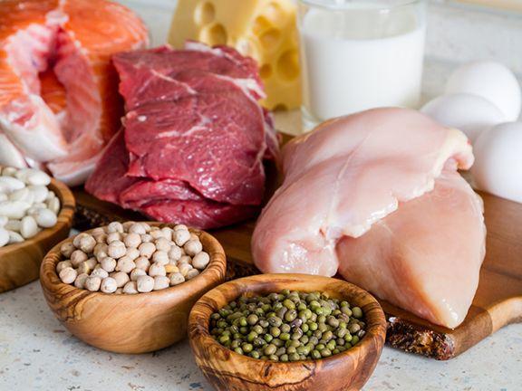 Eiweiß - Proteine