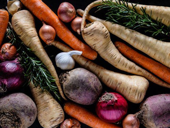 Ernährungsplan zum Abnehmen im Winter