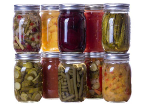 Festigungsmittel halten Gemüse frisch und knackig