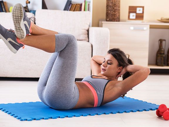Fitnessgeräte für zu Hause