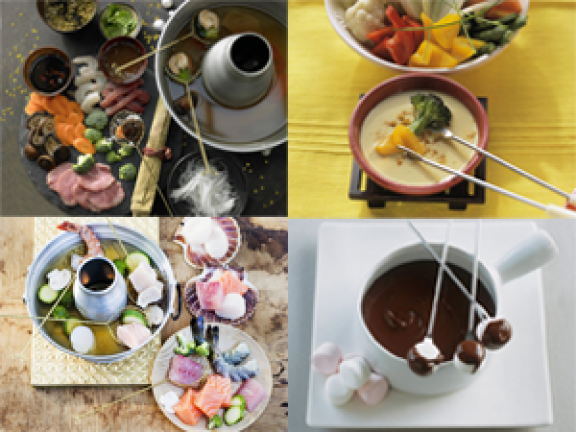 8 gro artige fondue rezepte von klassisch bis kreativ eat smarter. Black Bedroom Furniture Sets. Home Design Ideas