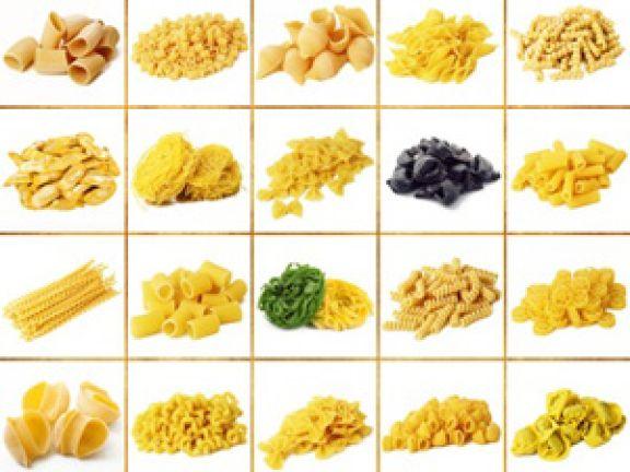 Pastasaucen und die passende Nudelsorte