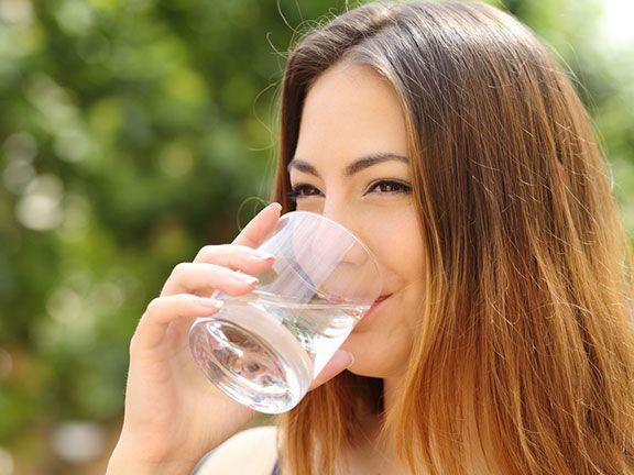 7 Gründe mehr Wasser zu trinken