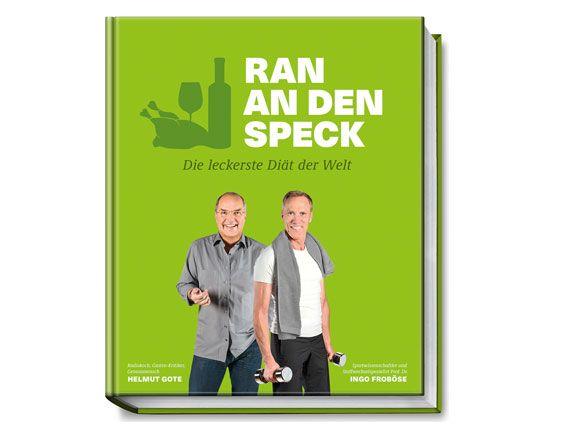 """Buchcover von """"Ran an den Speck"""""""